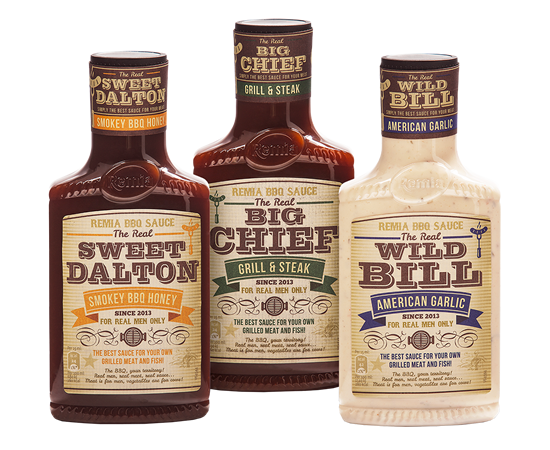 Real American BBQ Sauces