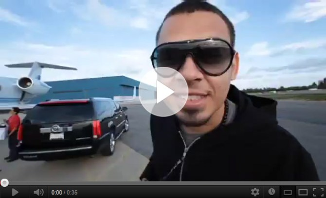 Remia commercial met Afrojack