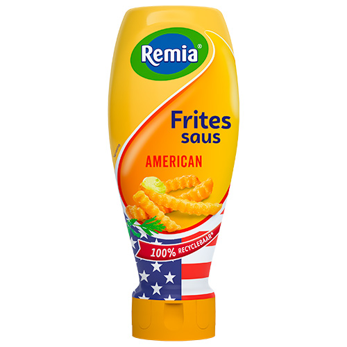 Remia American Fritessaus Top Down Tube