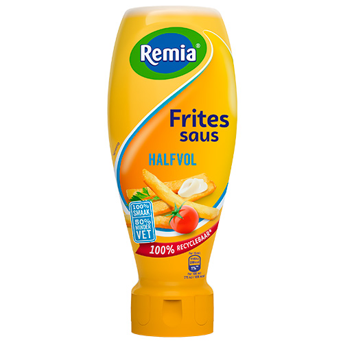 Remia Fritessaus Halfvol Top Down Tube