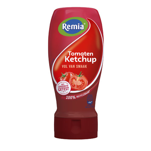 Remia Tomaten Ketchup Top Down Tube 300ml